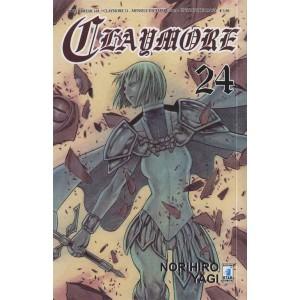 Claymore n° 24 - Point Break n° 168 - Star Comics