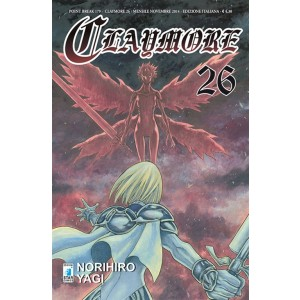 Claymore n° 26 - Point Break n° 179 - Star Comics