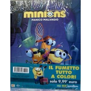 Minions Vol. 2 - Panico malvagio - Fumetto Mondadori Comics