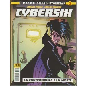 Cosmo Serie Gialla - Cybersix 3 - La controfigura e la morte