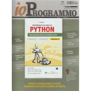 Io Programmo Libro - Automatizzare le cose noiose con PYTHON volume 3