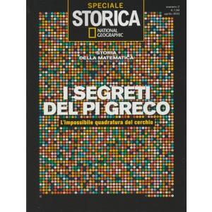 Storica Speciale Storia della matematica n.2 Aprile 2018- I Segreti del Pi Greco