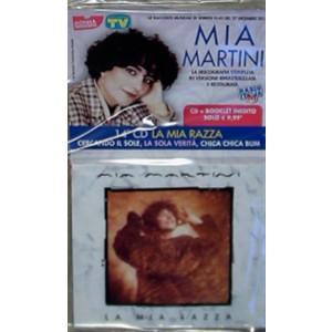 Mia Martini - La mia razza - CD Musica (versione rimasterizzata e retaurata)