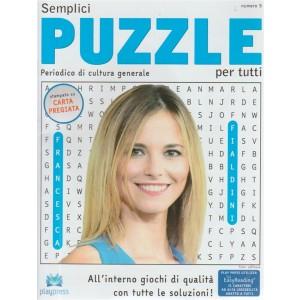 Sempl.Puzzle Per Tutti  -  n. 5 - bimestrale - 12 marzo 2018