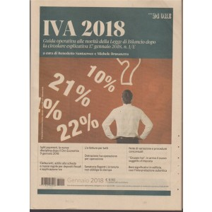 Guida Operativa: IVA 2018 - a cura di Benedetto santacroce e Michele Busaterra