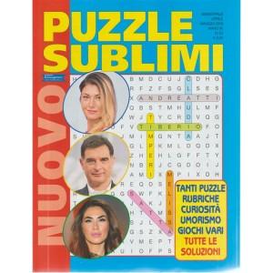 Nuovo Puzzle Sublimi - n. 53 - bimestrale aprile - maggio 2018 -