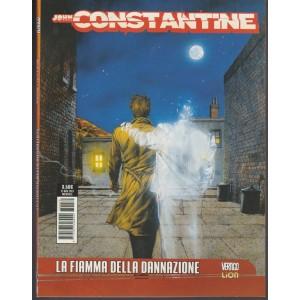 """John Constantine - mensile n. 24 novembre 2017 """"La fiamma dlla donazione"""""""