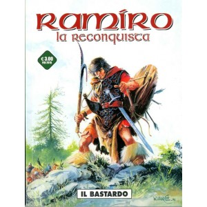 Cosmo Paperback n° 1 - Ramiro n° 1 - Il bastardo - Cosmo Editore