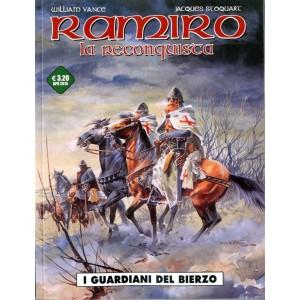 Cosmo Paperback n° 3 - Ramiro n° 3 - I guardiani del Bierzo - Cosmo Editore