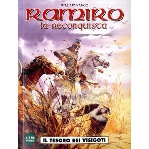 Cosmo Paperback n° 4 - Ramiro n° 4 - Il tesoro dei Visigoti - Cosmo Editore