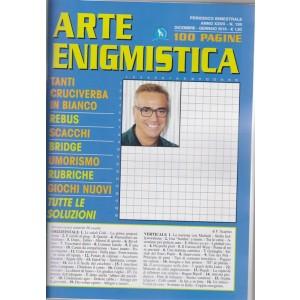 Arte Enigmistica - n. 199 - bimestrale - dicembre - gennaio 2019 -