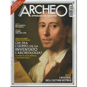 Archeo - mensile n. 397 Marzo 2018 - Attualità dl passato