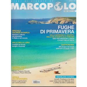 Marco Polo - mensile n. 3 Aprile 2018 Fughe di Primavera