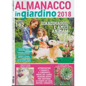 Almanacco 2018 in Giardino - bimestrale n. 62 marzo 2018