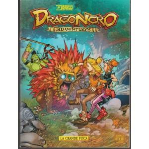 Dragonero Adventures - mensile n. 5 Marzo 2018 La Grande Fuga - Bonelli Editore