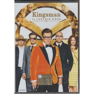 DVD - Kingsman: Il Cerchio d'oro