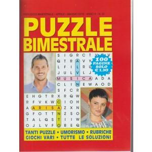 Puzzle Bimestrale - n. 55 - periodico bimestrale - aprile - maggio 2018