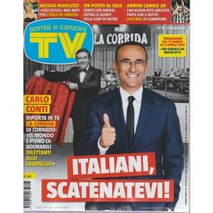 Sorrisi e Canzoni TV. N. 13 - 27 marzo 2018