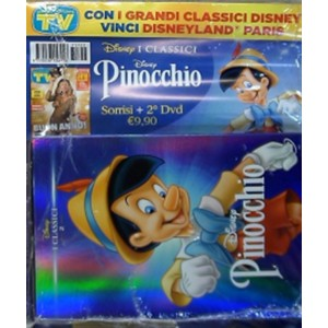 Pinocchio - Classici Disney (DVD Video Disney)