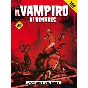 Cosmo Serie Nera n° 1 - Vampiro di Benares - L'origine del male - Cosmo Editore