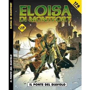 Cosmo Serie Nera n° 2 - Eloisa di Montfort - Il ponte del diavolo - Cosmo Editore