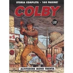 Cosmo Serie Nera n° 3 - Colby - Altitudine meno trenta - Cosmo Editore