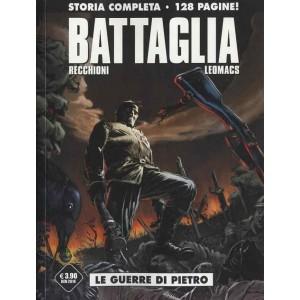 Cosmo Serie Nera n° 6 - Battaglia - Le guerre di Pietro - Cosmo Editore