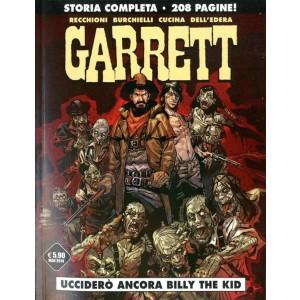 Cosmo Serie Nera n° 7 - Garrett- Ucciderò ancora Billy the Kid - Cosmo Editore