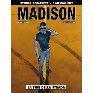 Cosmo Serie Nera n° 11 - Madison - La fine della strada - Cosmo Editore