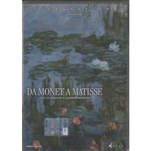 DVD - La Grande Arte 7 - Da Monet a Matisse - by Sorrisi e canzoni TV