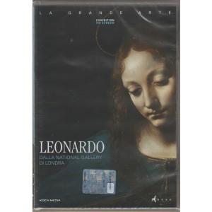 DVD - La Grande Arte 5 - Leonardo dalla National Gallery di Londra -