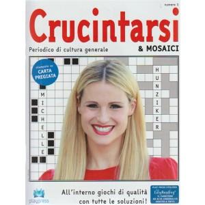 Crucintarsi & Mosaici - n. 1 - bimestrale 27 marzo 2018