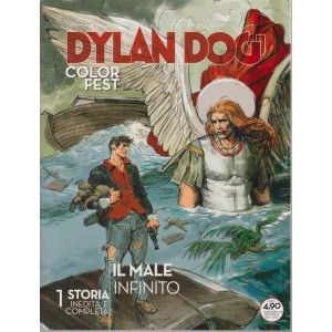 Dylan Dog Color Fest - Il Male Infinito - n. 27 - novembre 2018 - trimestrale -