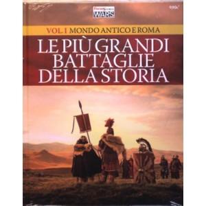 Focus Storia Wars vol.1 Le più grandi battaglie della storia - Mondo antico e Roma