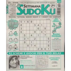 Settimana Sudoku - n. 659 - settimanale 30 marzo 2018