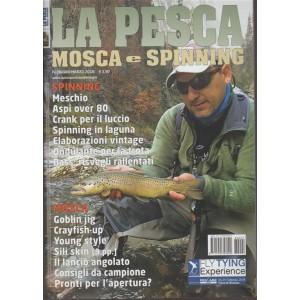 Pesca Mosca e Spinning - bimestrale n. 1 Febbraio 2018