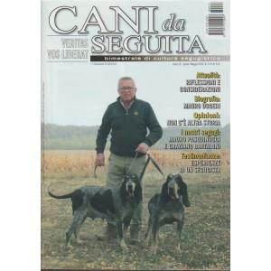 Cani da Seguita - bimestrale di cultura segugistica n. 73 - Aprile 2018