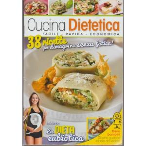 Cucina Dietetica - bimestrale Pocket n. 53 aprile 2018 Facile, rapida, economica