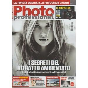 Professional Photo - mensile n. 101 Aprile 2018 il Ritratto ambientato