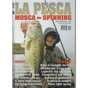 la Pesca Mosca e Spinning - bimestrale n. 2 Aprile 2018