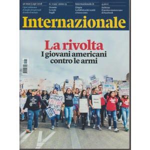 Internazionale - n. 1249 - 30 marzo/ 5 aprile 2018