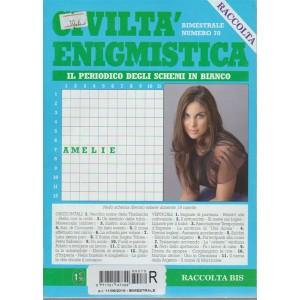 Raccolta Civiltà enigmistica. n. 70 bimestrale - 11/6/2016-