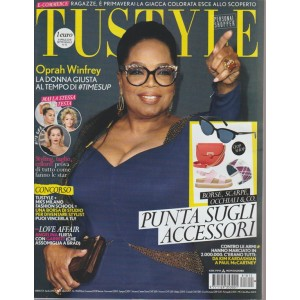 Tu Style. n. 15 settimanale - 3 aprile 2018