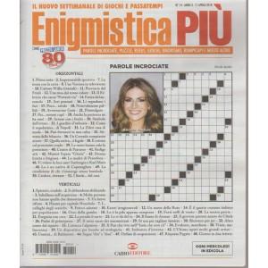 Enigmistica Piu' -  n. 14 - 11 aprile 2018