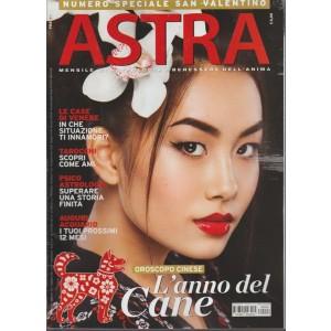 Astra - mensile n. 2 Febbraio 2018 - numero speciale San Valentino
