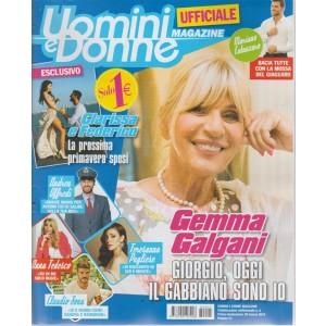 Uomini E Donne Magazine -  n. 4 - pubblicazione settimanale - 29 marzo 2018