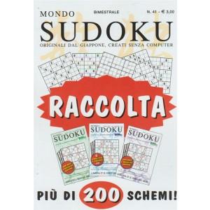 Raccolta Mondo Sudoku. n. 41 - bimestrale