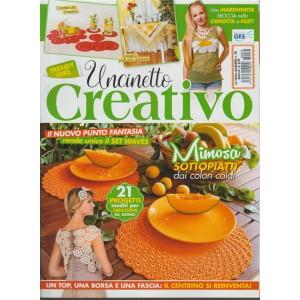 Uncinetto creativo - mensile n. 38 Aprile 2018 RIEDIZIONE