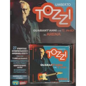 Doppio CD+DVD-Umberto Tozzi- 40 Anni che ti amo in Arena by Sorrisi e canzoni TV