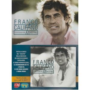 Triplo CD - Franco Califano: i successi del Maestro